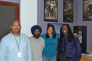 Hump Day Radio Cast with MiMi Adams Wilson