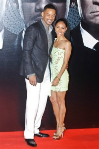 Jada & Will Smith