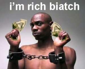 I'm Rich Bitch