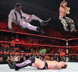 Migual Drop Kick