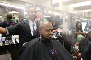 Barbershop Shot