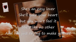 Easy Lover Lyrics