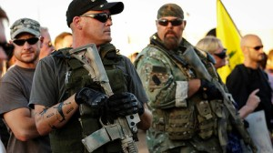 Oregon Militia Takeover