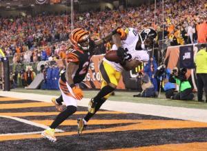 Pittsburgh Steelers Cincinnati Bengals