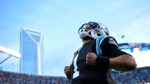 Cam Newton Superman